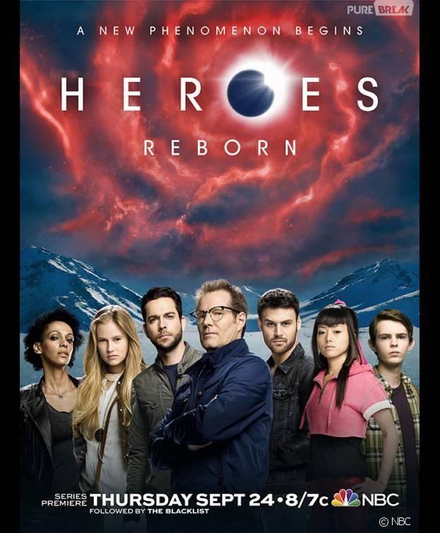 Heroes Reborn : 5 raisons de regarder (ou pas)