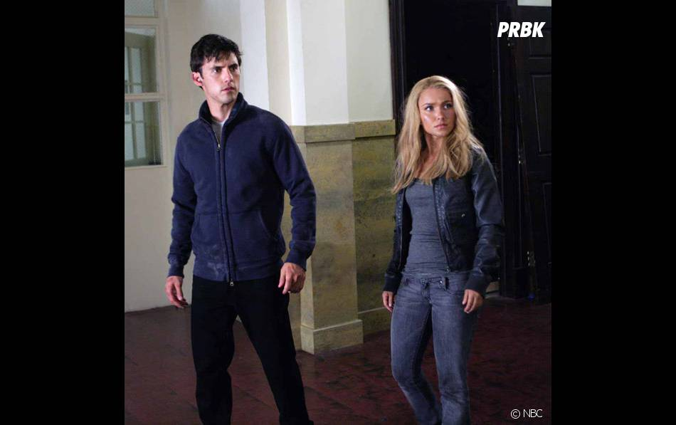 Heroes Reborn : Claire et Peter absents