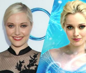 Georgina Haig incarne Elsa, la reine des Neiges dans la série Once Upon A Time