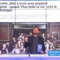 """Plus belle la vie : """"ridicule"""" et """"grotesque"""", la scène d'inceste critiquée dans TPMP"""