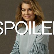 Grey's Anatomy saison 12 : Meredith en danger de mort dans l'épisode 9