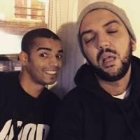 Jhon Rachid se moque de Jean-Marie Le Pen et parodie le selfie de Brahim Zaibat