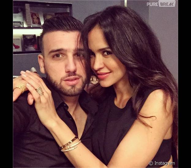 Leila Ben Khalifa et Aymeric Bonnery en couple ou simplement amis ?