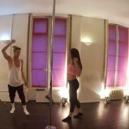 Shanna Kress : son Challenge Pole Dance avec Eddy