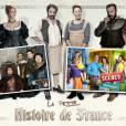 La petite histoire de France inspirée par Kaamelott et Scènes de Ménages ?