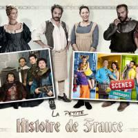 La petite histoire de France : des ressemblances avec Kaamelott ? Jamel Debbouze en est fier