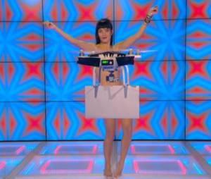 Erika Moulet nue dans TPMP : danse sexy pour l'anniversaire de Bertrand Chameroy