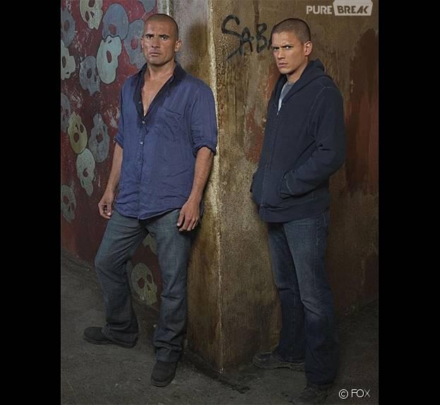 Prison Break : Wentworth Miller et Dominic Purcell au casting de la saison 5