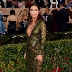 Eva Longoria décolletée, Game of Thrones... tapis rouge et palmarès des SAG Awards 2016