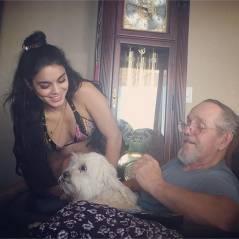 Vanessa Hudgens : après la mort de son papa, elle lui rend hommage pendant Grease Live