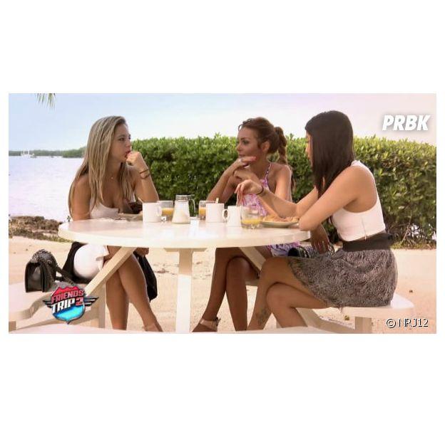 Friends Trip 2 : Fidji, Maddy et Karisma débarquent dans l'aventure