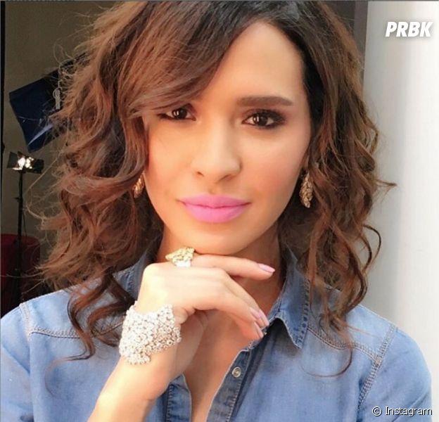 Leila Ben Khalifa, invitée de la nouvelle émission Action ou vérité d'Alessandra Sublet sur TF1