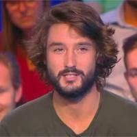 """Jérémy Frérot : """"Je t'aime ma chérie"""" à Laure Manaudou en direct dans TPMP"""