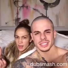 Jennifer Lopez sans maquillage, au lit, avec Casper Smart : la vidéo surréaliste