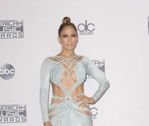 Jennifer Lopez, une chanteuse qui fait attention à son image
