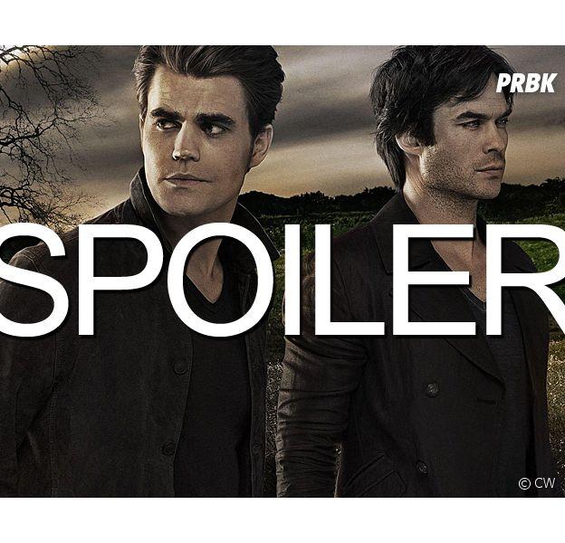 The Vampire Diaries saison 7 : un personnage mort après l'épisode 11 ? La scène qui prouve que non