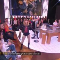 Daphné Bürki en mode Beyoncé : danse sexy en culotte dans La Nouvelle Edition