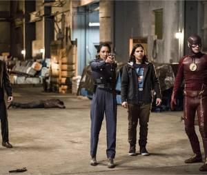 The Flash saison 2 : Deathstorm et Killer Frost passent à l'action