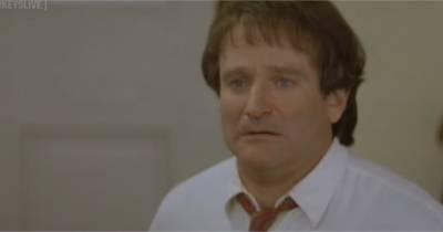 Madame Doubtfire : des images inédites avec un Robin Williams bouleversant