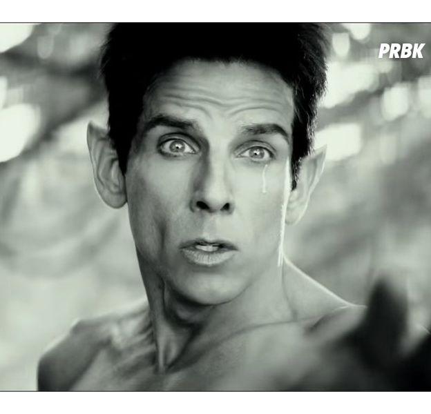 Zoolander 2 : Ben Stiller alias Derek Zoolander dans une (fausse) publicité pour un parfum