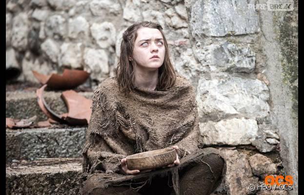 Game of Thrones saison 6 : Arya sur les premières images de cette nouvelle année