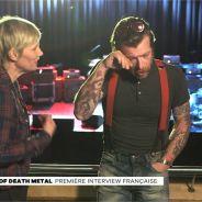 Eagles of Death Metal : le chanteur Jesse Hugues en larmes avant le concert à l'Olympia