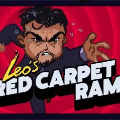 Leonardo DiCaprio : aidez-le à attraper son Oscar avec ce mini jeu-vidéo délirant