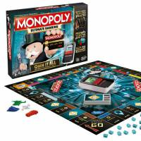 Monopoly : une nouvelle version du célèbre jeu de société... sans billets !