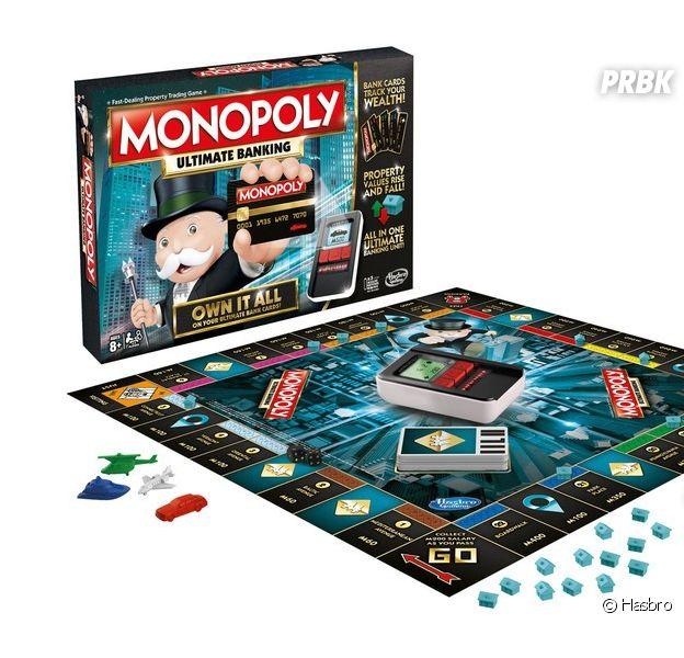Monopoly : bientôt la fin des billets dans le jeu ?