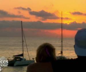 Les Princes Princes de l'amour 3 : lever de soleil pour Mika et Jessica