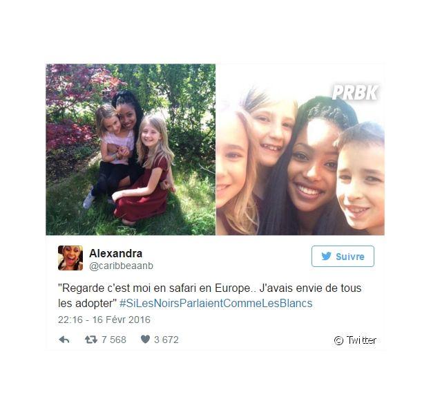 #SiLesNoirsParlaientCommeLesBlancs : le hashtag qui se moque du racisme ordinaire
