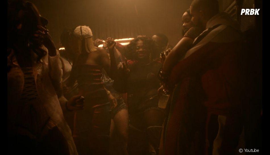 Rihanna et Drake dansent collé-serré dans le teaser de Work