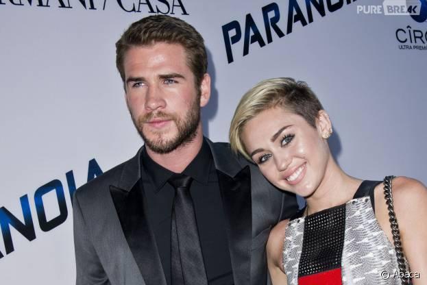 Miley Cyrus et Liam Hemsworth en couple : la chanteuse a emménagé chez son petit-ami