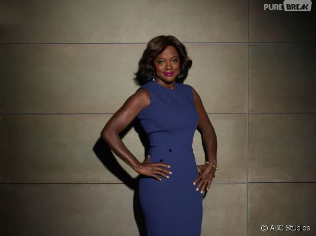 How To Get Away With Murder saison 2 : Viola Davis blessée pendant une scène de sexe