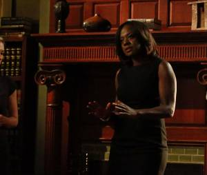 How To Get Away With Murder saison 2, épisode 12 : Annalise (Viola Davis) sur une photo