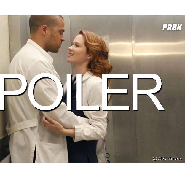 Grey's Anatomy saison 12 : Jackson et April en couple ou séparés ? La réponse