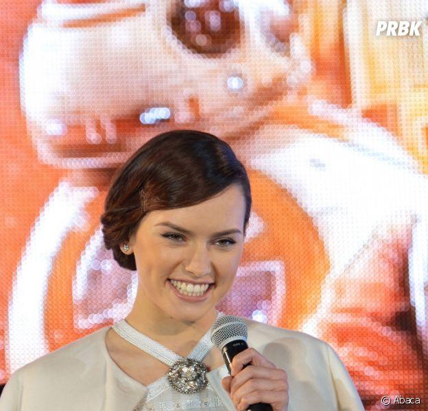 Daisy Ridley (Star Wars 7) prête à se lancer dans la chanson