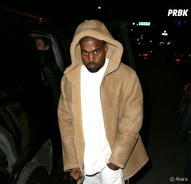 Kanye West surpris en train de télécharger illégalement