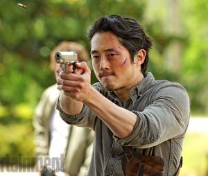 The Walking Dead saison 6 : Glenn se dévoile