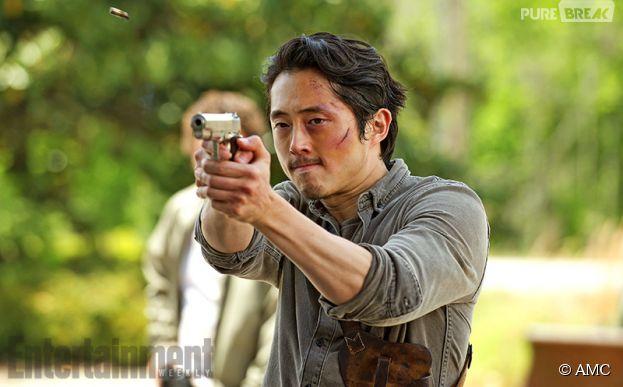 The Walking Dead saison 6 : Glenn se dévoile