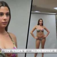 Coralie (Les Anges 8) en surpoids ? Tacle de Nehuda avant son casting sexy