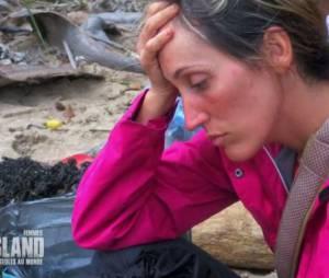 The Island saison 2 : Carole épuisée après 3 jours d'aventure