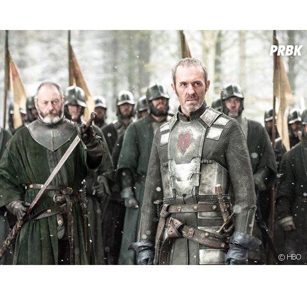 Game of Thrones : Stephen Dillane (Stannis Baratheon) tacle la série