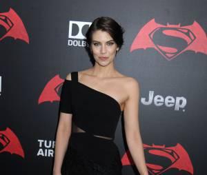 Lauren Cohan à l'avant-première de Batman v Supermand le 20 mars 2016