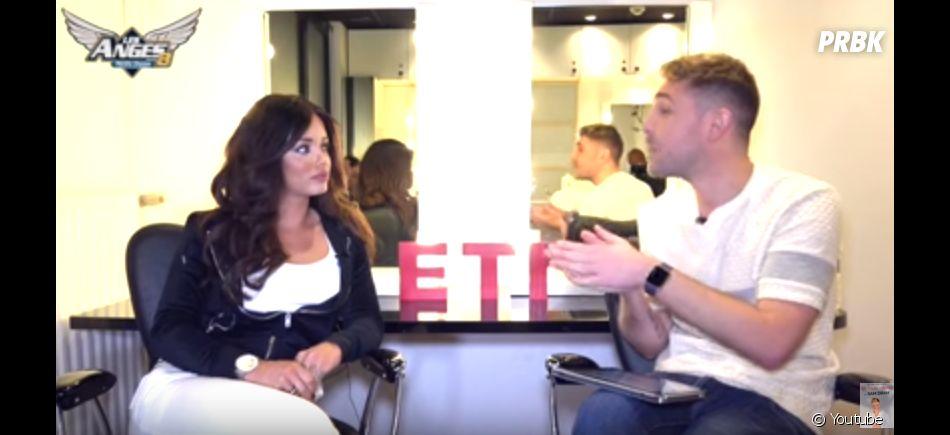 Aurélie Preston (Les Anges 8) avoue avoir pris 7 kilos pendant le tournage de la télé-réalité de NRJ 12