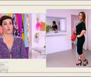 Cristina Cordula fait un compliment maladroit à Nacera