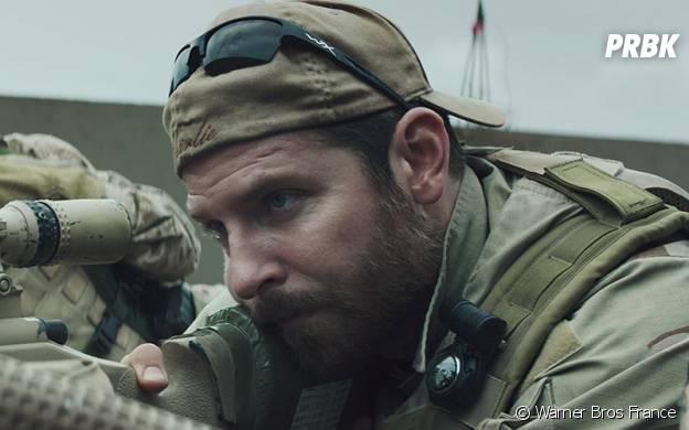 Ces films de guerre inspirés de faits réels : American Sniper