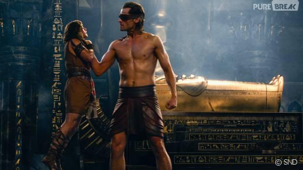 Nikolaj Coster Waldau dans Gods of Egypt