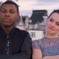 Star Wars 7 : le rap génial de Daisy Ridley et John Boyega