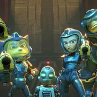 Ratchet et Clank : adaptation réussie avec des Squeezie et Jhon Rachid convaincants